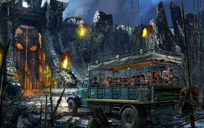 Skull Island Update: KONG Attraction in Orlando Is Its Own Beast