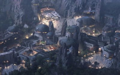 Sneak Peek of WDI Concept Art for Orlando Star Wars Land