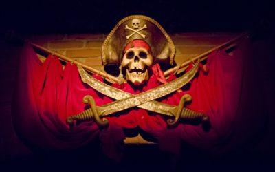 There Be Pirates Ahead! 50 Years of Swashbuckling Inspiration at Disneyland